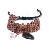 Moniekkledingadvies,webwinkel,armband met onyx en. Zoetwaterparel