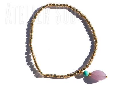 Moniekkledingadvies, webwinkel atelier Sud armband