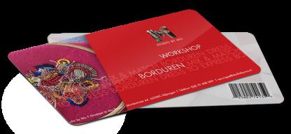 Gift Card Borduren