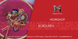 Workshop Borduren Studiobymo