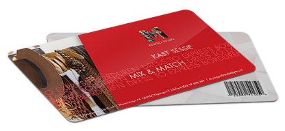 Mix and Match gift card